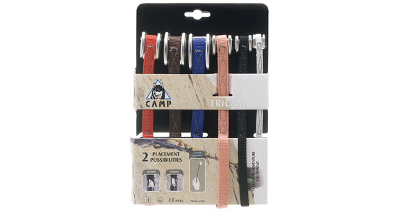 Camp Tricam Set klemveer 6 pcs.